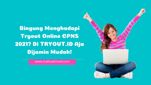 Tryout online cpns