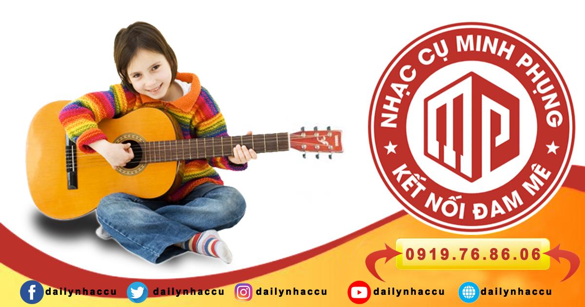 Hướng dẫn chọn mua đàn guitar acoustic tốt nhất cho người mới bắt đầu