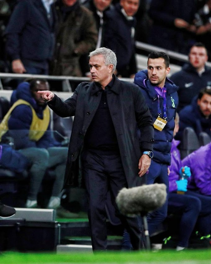 Mourinho puts defeat at the feet of reactive football