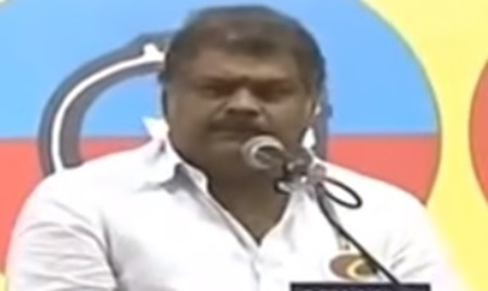 G.K VASAN ELECTION CAMPAIGN