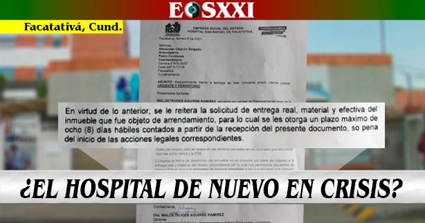 Hospital San Rafael pondría a la venta varios de sus inmuebles
