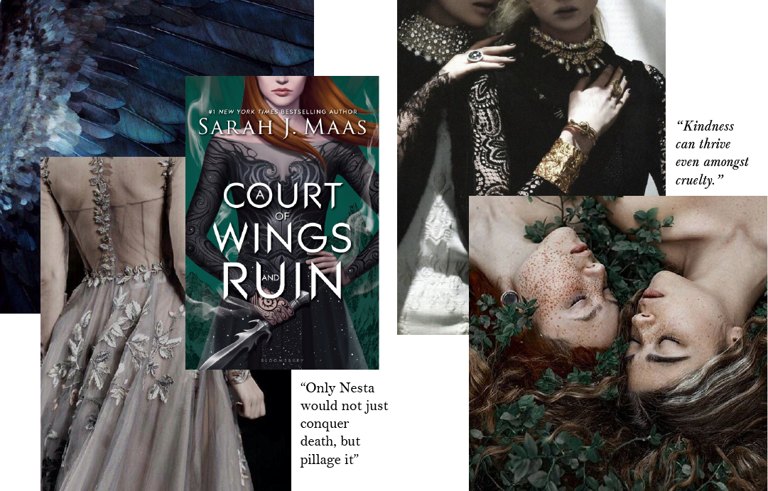 A Court of Wings and Ruin Aesthetic