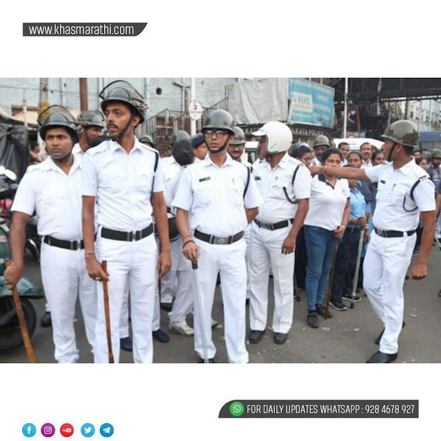 पोलीसांच्या वर्दीचा रंग हा खाकीच का असतो ? || Marathi Special