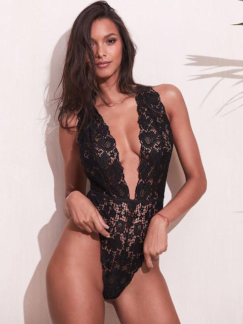 """Hot girls"" Lais Ribeiro single mon Victoria's Secret Model 6"