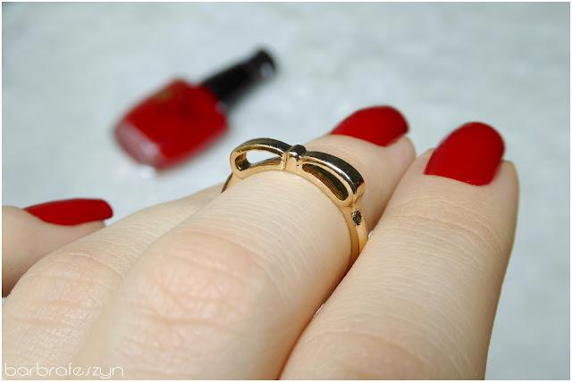 Słodkie pierścionki