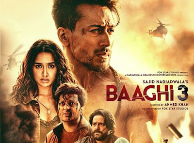 If you are a fan of the Baaghi franchise, then this film is for you.