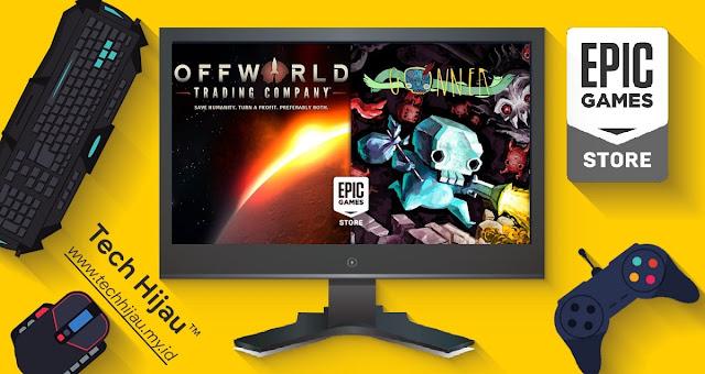 Game GoNNER dan Offworld Trading Company - TechHijau.my.id