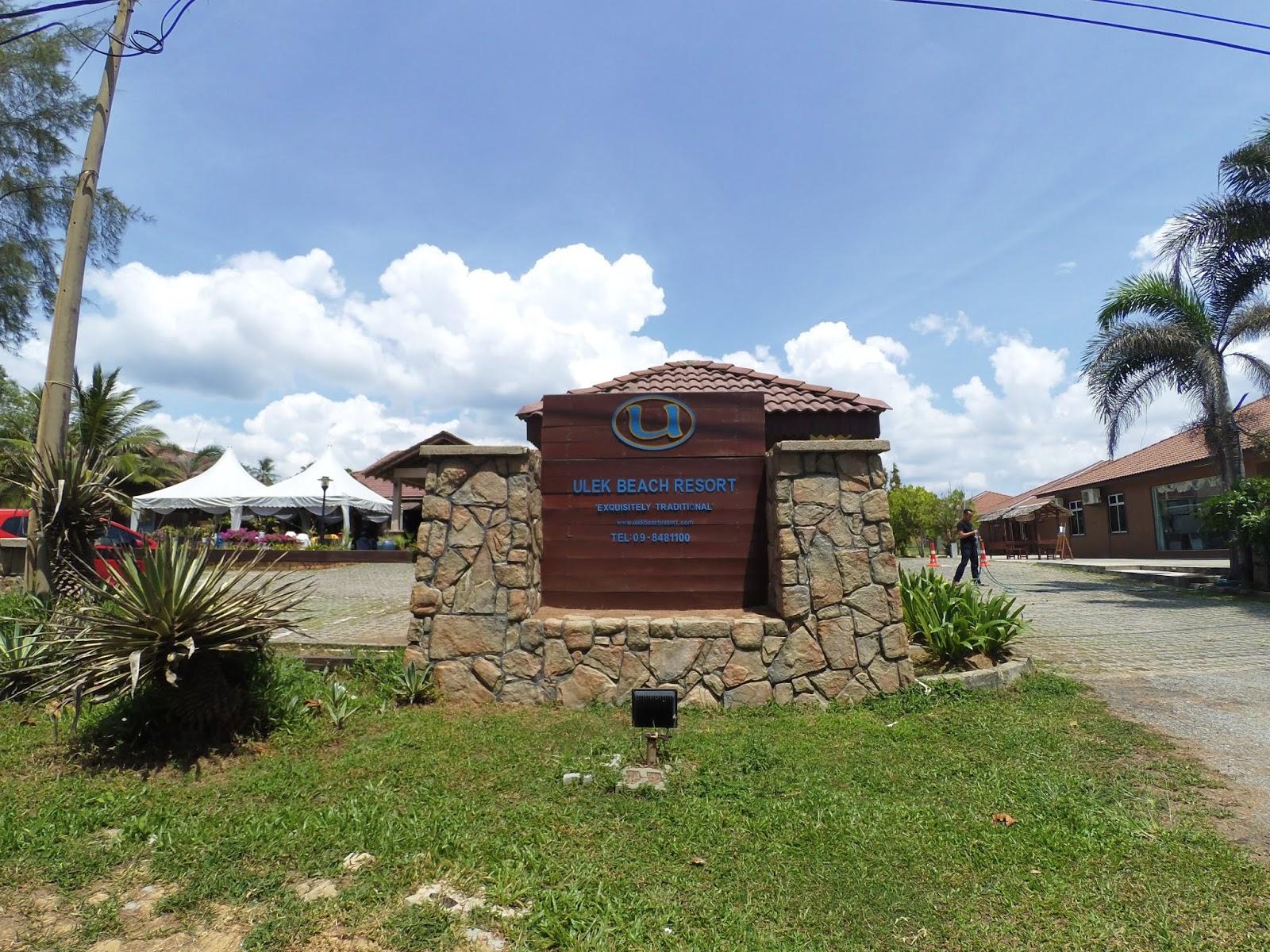 Ulek Beach Resort Buat Anak-Anak Tak Nak Balik!