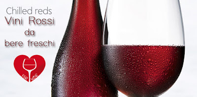 vini rossi freschi frigorifero