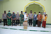 Depan Kapolda, Direktur Logis Puji Kinerja Kapolres Lombok Tengah