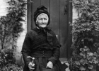 Photogaph of Rebecca Chuck from the North Mymms People in Victorian Times book