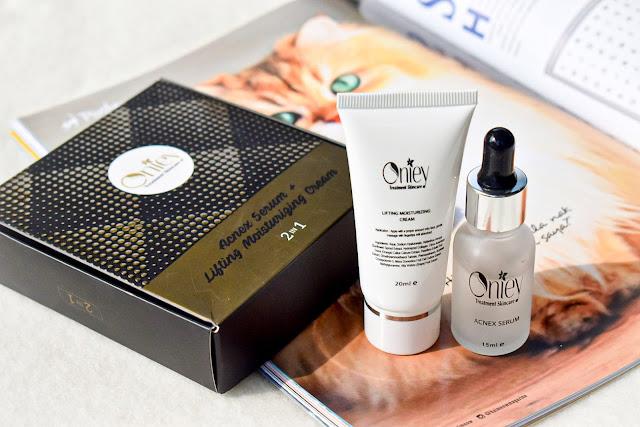 Oniey Treatment Skincare Untuk Masalah Parut Wajah Berdaftar Dengan NPRA