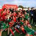المنتخب الوطني إناث لكرة القدم يحرز برونزية الألعاب الإفريقية  ليعوض إقصاء منتخب الذكور المخجل