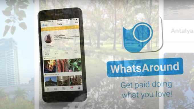 WhatsAround App : Gana Ethereum (ETH) fotografiando y votando fotos de otros usuarios