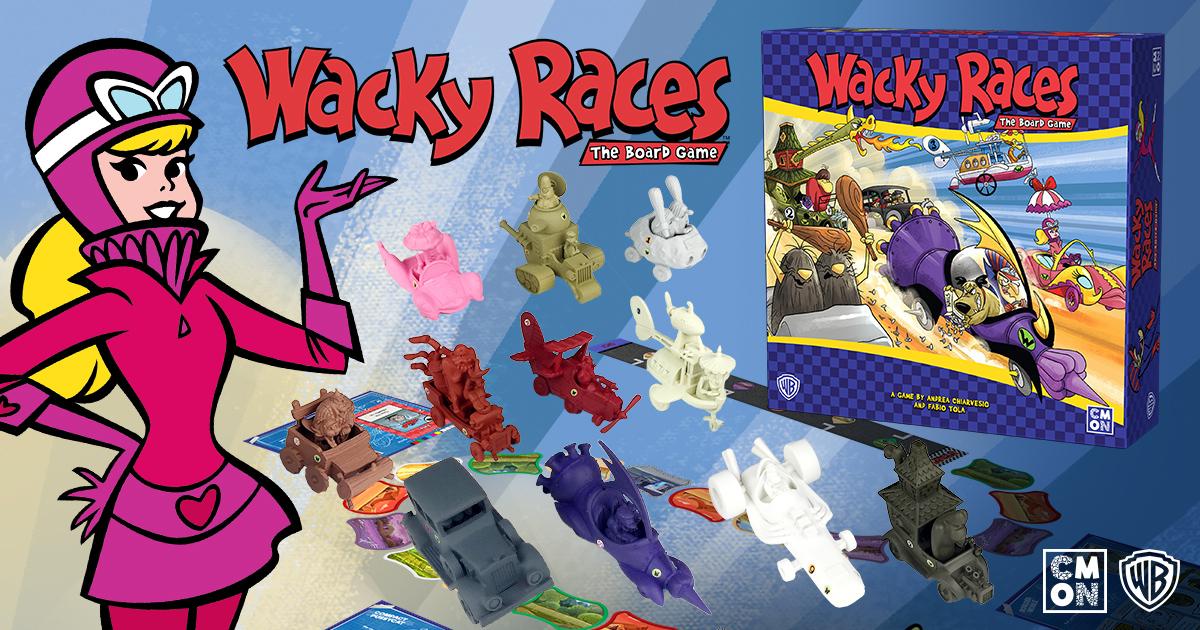 CMON wacky races