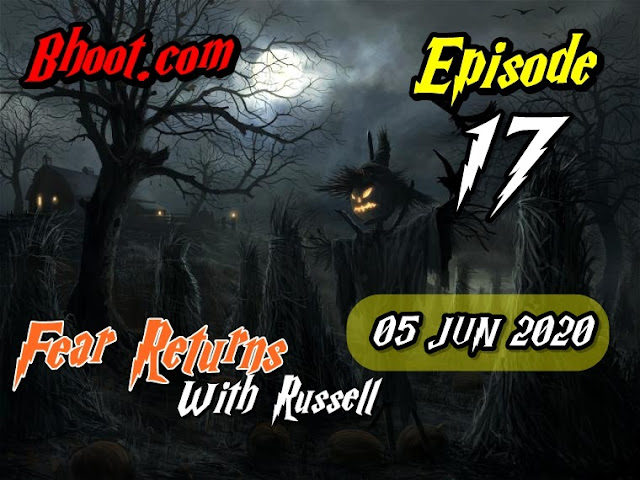 Bhoot.Com by Rj Russell Eid Special Episode  17 - 5 Jun 2020