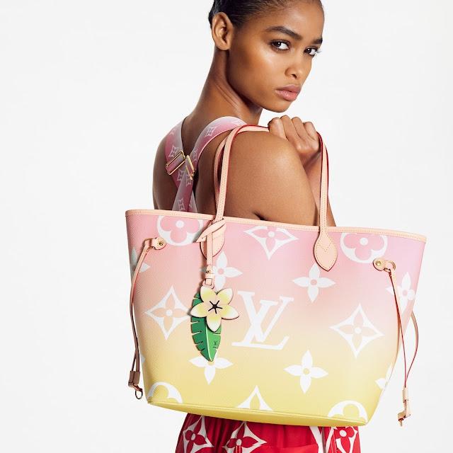 Bolso Louis Vuitton: en versión XL
