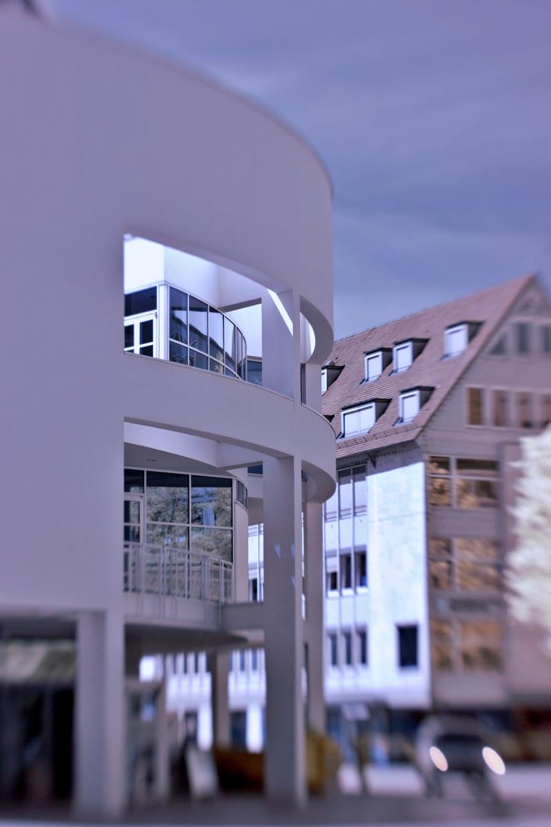 Alt und Neu in Ulm