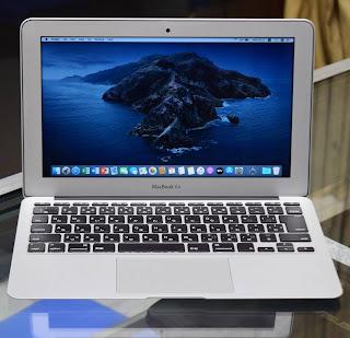 Jual MacBook Air 11-Inch Core i5 Early 2014 Malang