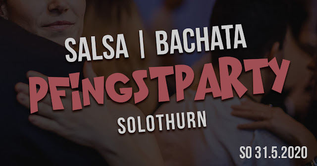 SALSA | BACHATA PFINGSTPARTY
