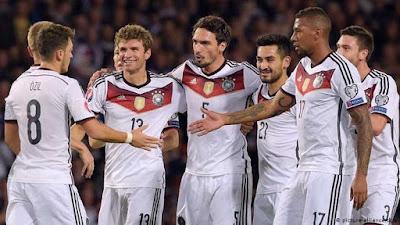ألمانيا ضيفا ثقيلا على نظيره السويسرى في دوري الأمم الأوروبية
