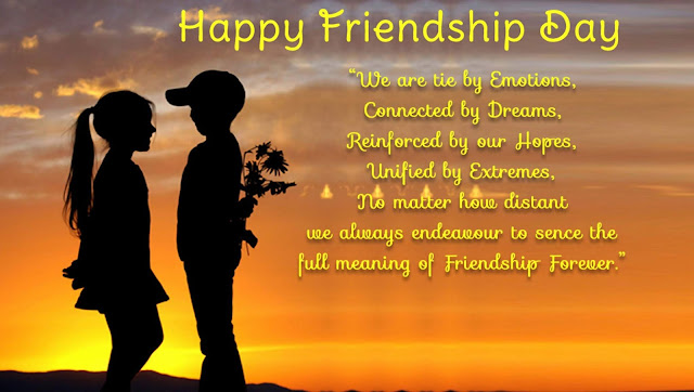 Friendship Day Wishes for Boyfriend