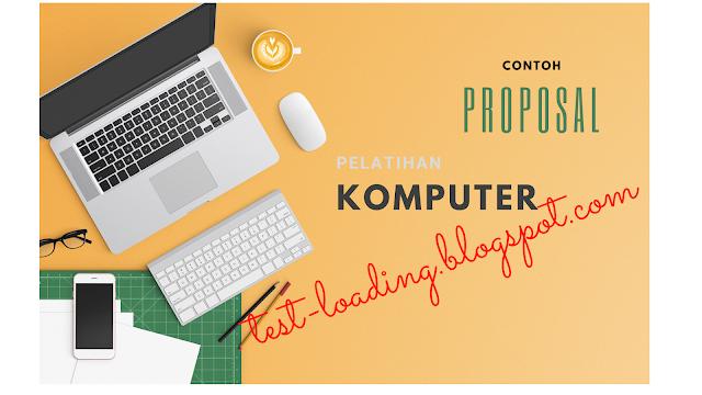 proposal kursus komputer, proposal pelatihan komputer bagi guru