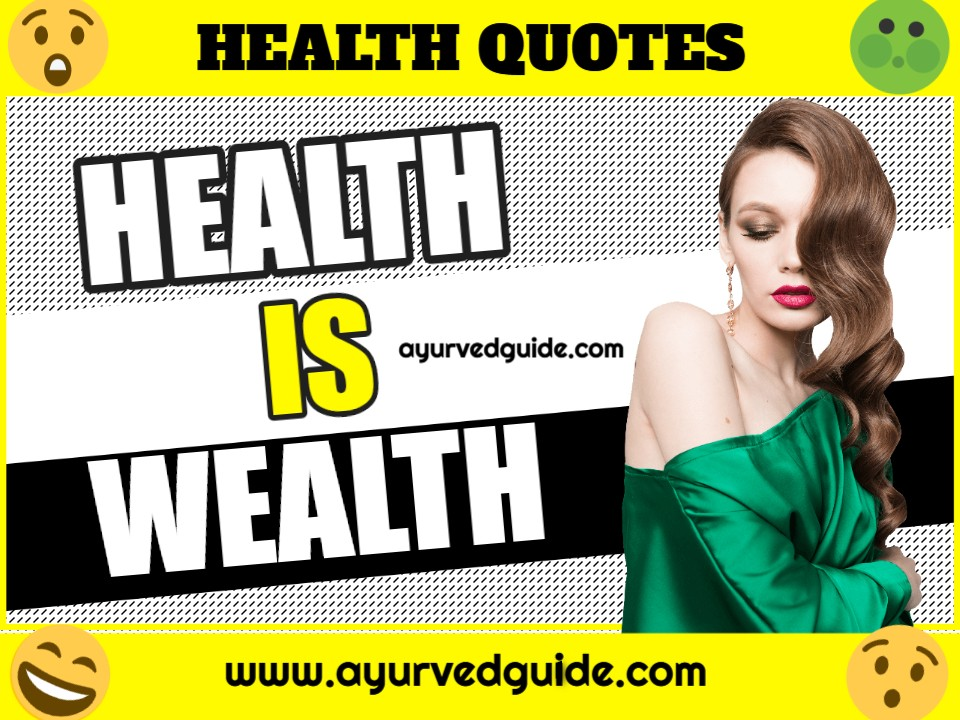 Health Quotes By Buddha