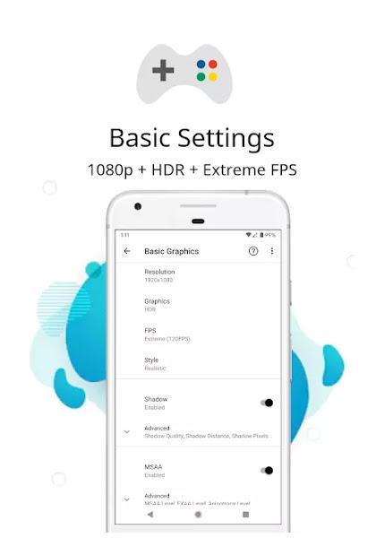 PGT+: Pro GFX & Optimizer (MOD, Full/Paid)
