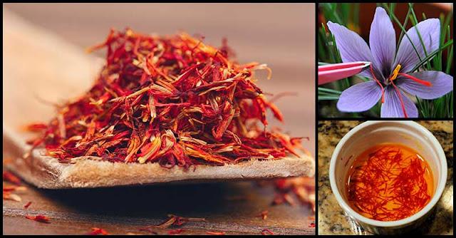Saffron: A Potent Antioxidant With Numerous Health Benefits