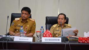 Belajar Dari Pengalaman Lombok, Gubernur Memastikan Kesiapan dan Kesanggupan Aplikator