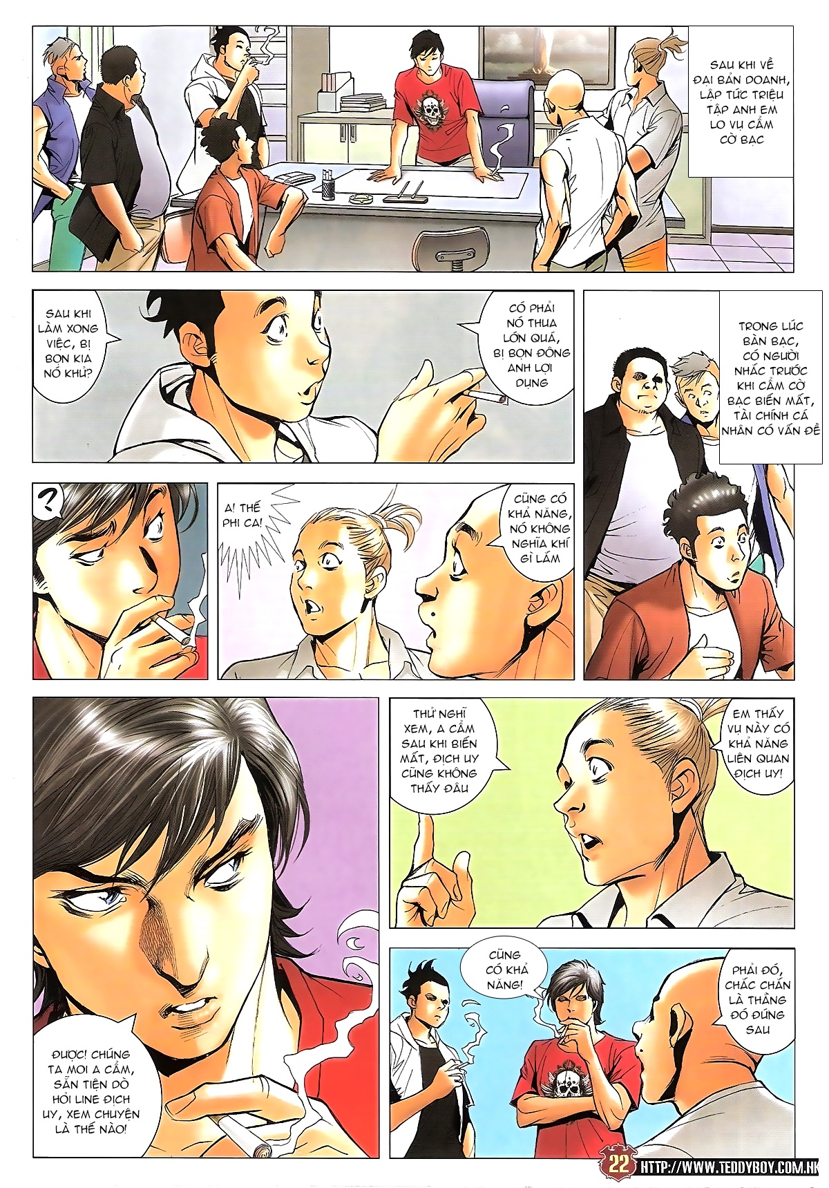 Người Trong Giang Hồ - Chapter 1619: Nhân sinh bách luyện cương - Pic 18