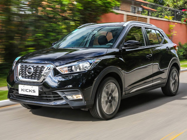 Nissan Kicks SV CVT Automático 2018