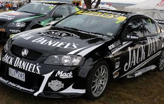 JACK DANIEL'S RACE CAR