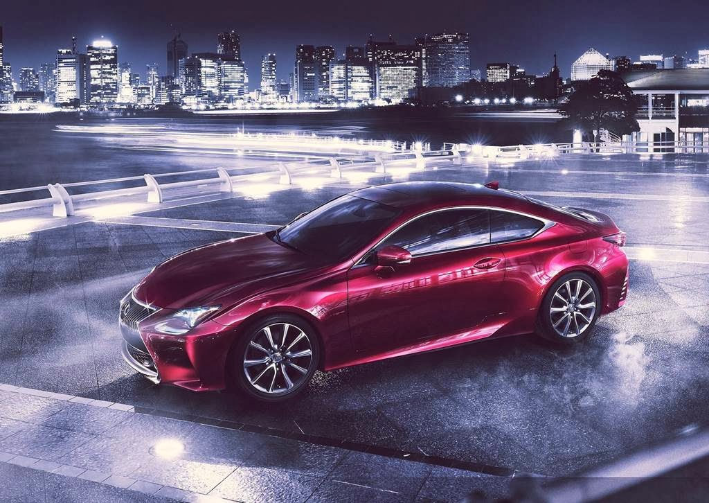 lexus rc 2015 car wallpapers (1)