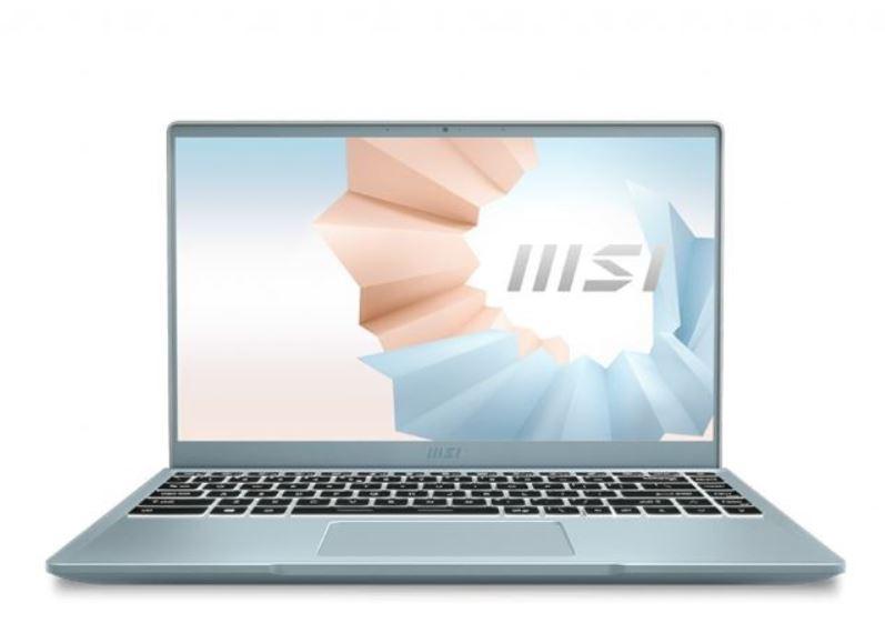 MSI Modern 14 B10RBSW 247ID, Ultrabook All-rounder dengan GPU GeForce MX350