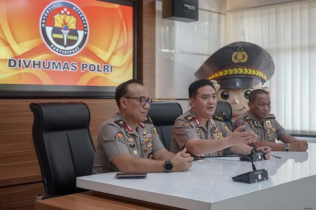 Heboh Akun Opposite6890, Polri Bantah Kerahkan Buzzer di Pemilu 2019