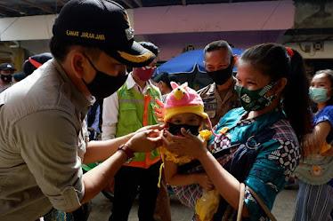 Operasi Yustisi di Muba, Warga Patuhi Protokes Diganjar Reward Pemeriksaan Kesehatan