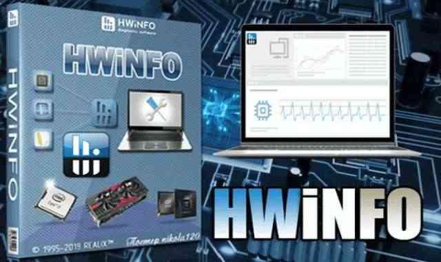 تحميل برنامج معرفة مواصفات جهاز الكمبيوتر HWiNFO اخر اصدار