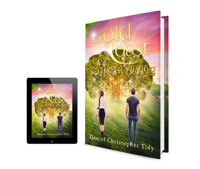 Gold Coast / Book Cover Design
