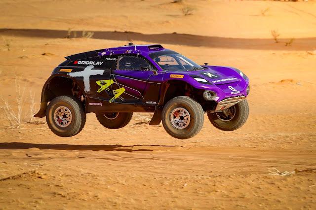 Dakar SUV