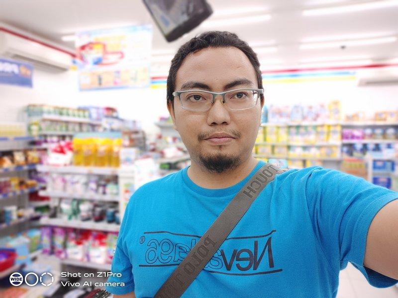 Hasil Foto Kamera Vivo Z1 Pro