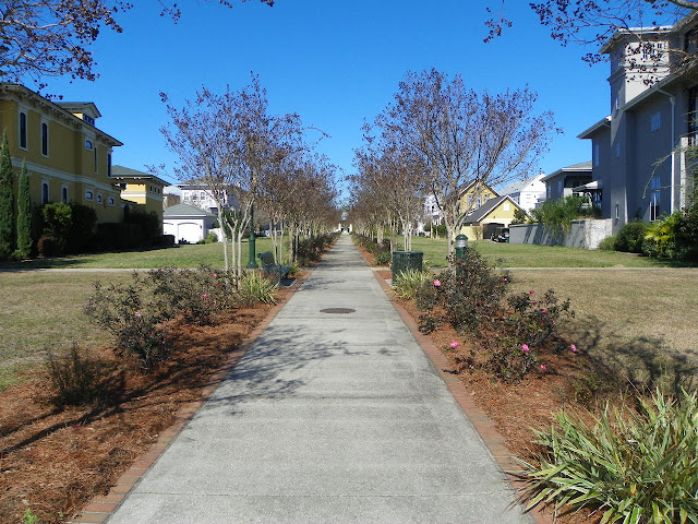 Aragon Subdivision in Downtown Pensacola near Pensacola Bay