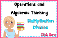 Multiplication and Division Resources at TPT
