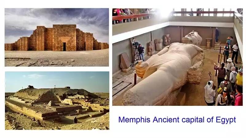 Memphis Ancient capital of Egypt