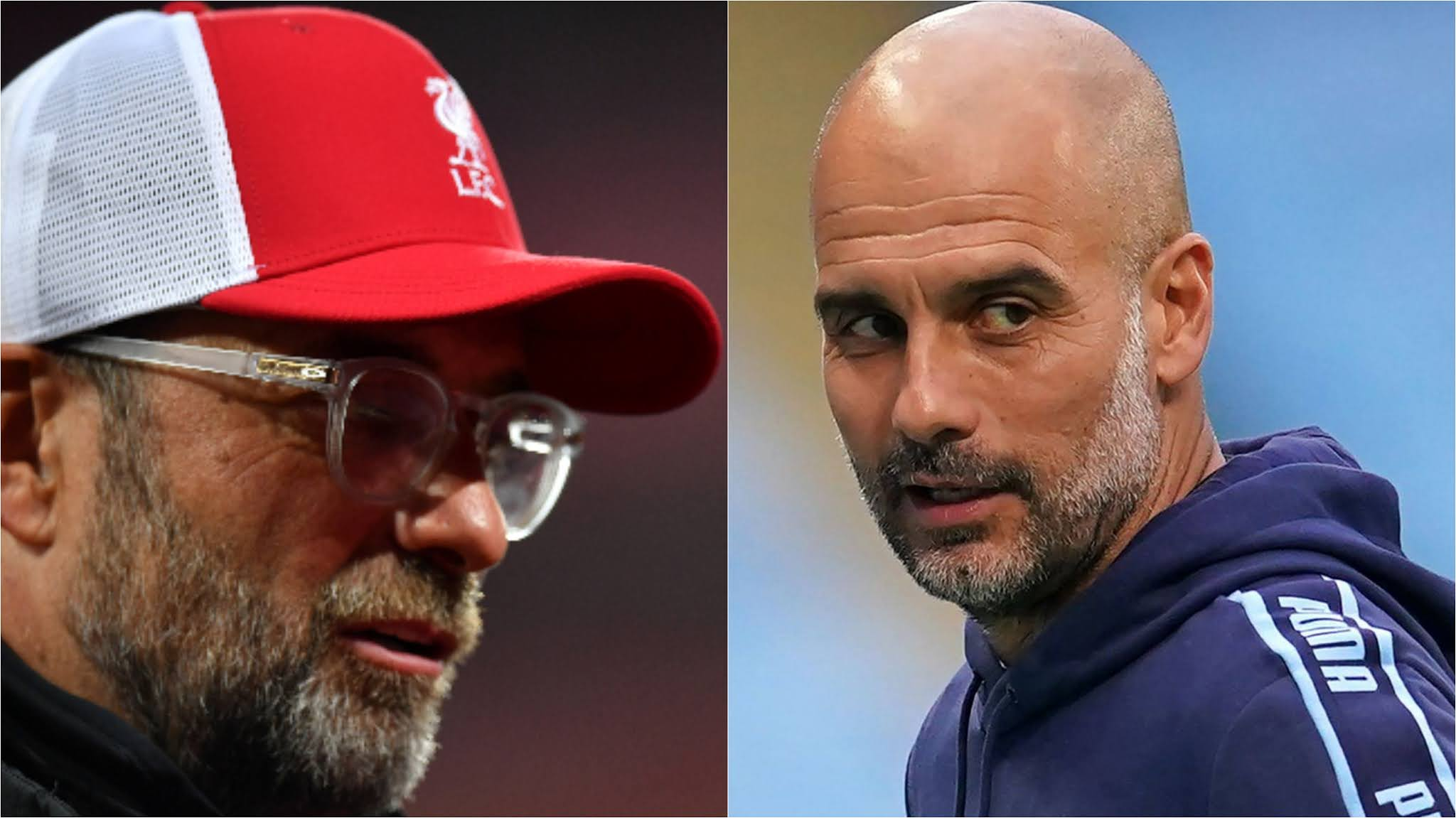 Manchester City vs. Liverpool, Premier League, Sunday Nov 8, 2020.
