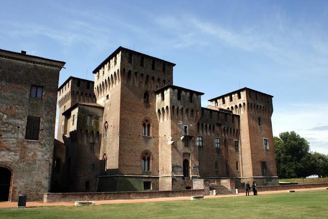 castello-San Giorgio-Mantova-medioevo