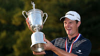 GOLF-US Open 2013 para Justin Rose