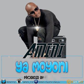 Amini – Ya Moyoni Audio