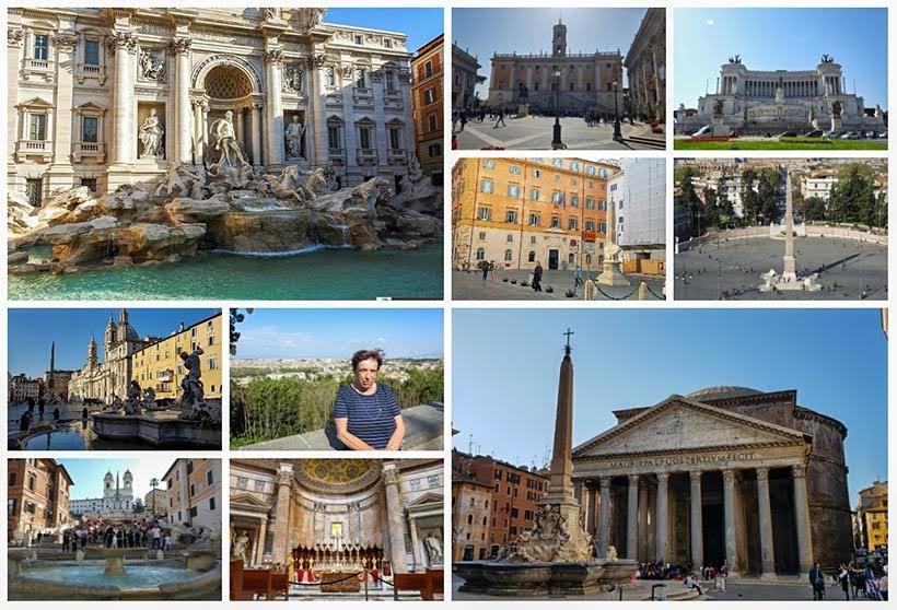 Tour em Roma - Diário de Bordo: 3 dias em Roma